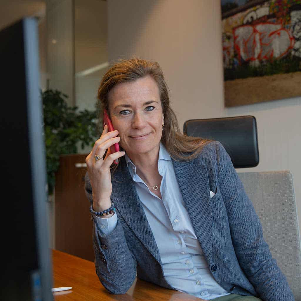 Sylvia Verëll HR adviseur De Hooge Waerder